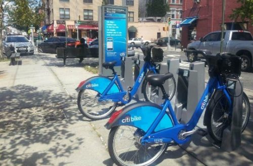Citi Bike expanded into LIC in 2015