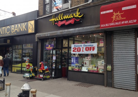 Hallmark Store On Steinway To Close After 32 Years In