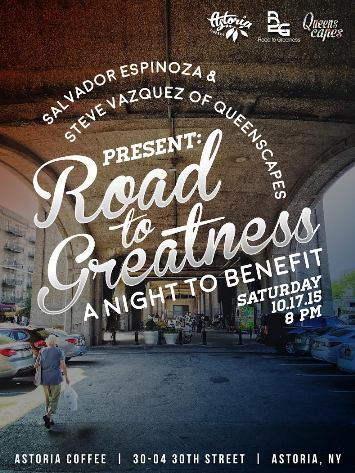 Road to Greatness Event