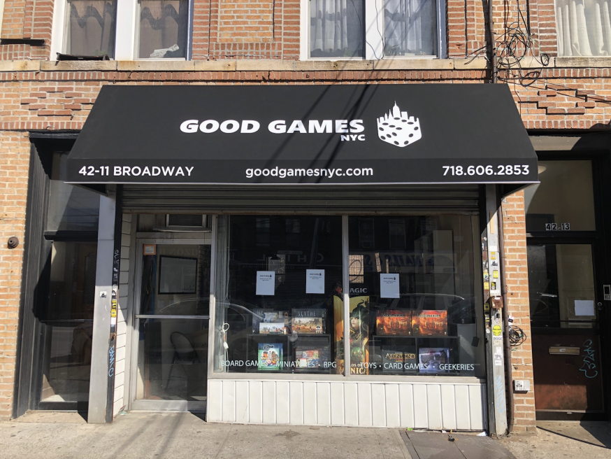 Good Games Nyc Opens On Broadway As New Owners Take Over Shuttered
